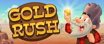 Gold Rush Slot Logo