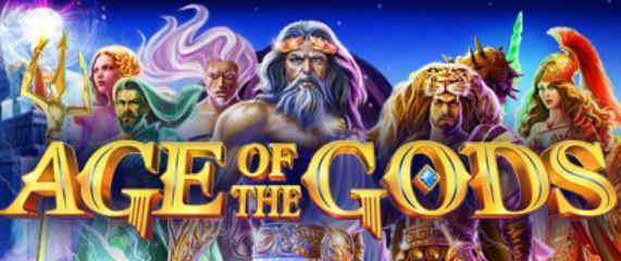 Age Of Gods Slot