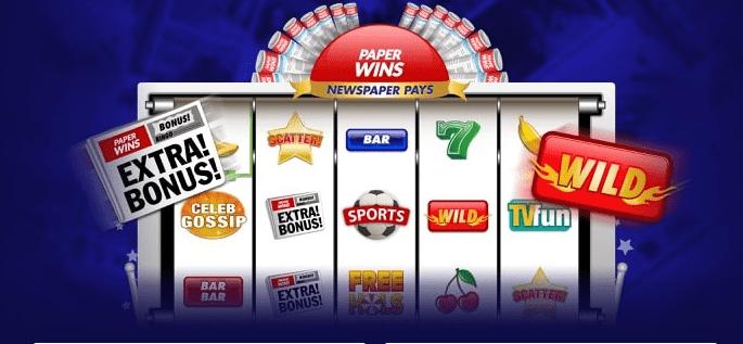 Paper Wins UK Slot Game