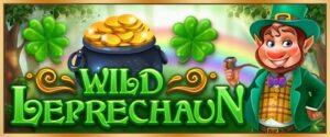 wild_leprechaun_slot_logo