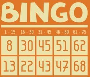 30 ball bingo card