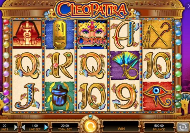 Cleopatra Slot Bonus