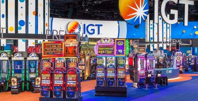 IGT Slot Machines