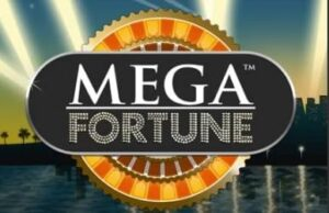 Mega Fortune Jackpot Logo