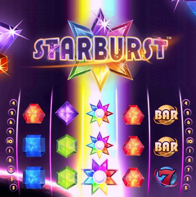 Starburst Slot Reels