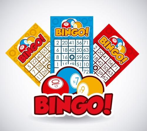90 ball bingo card