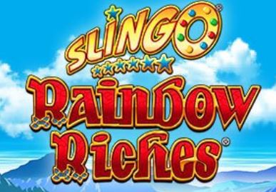 Slingo Rainbow Riches Logo