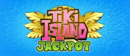 Tiki Island Jackpot Slot