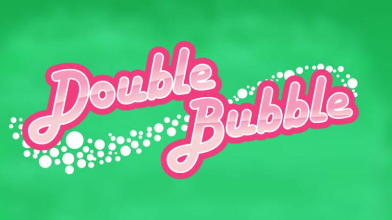double-bubble-jackpot-slot-logo