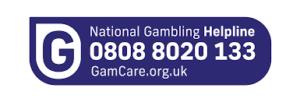 GamCare.org.uk responsible Gambling Number