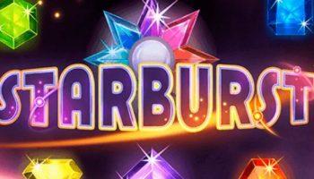 Starburst Slot Game Bonus UK