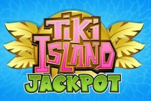 Tiki Island Jackpot Slot Bonus UK