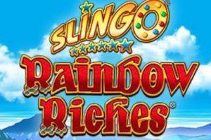 Rainbow Riches Slingo UK Bonus